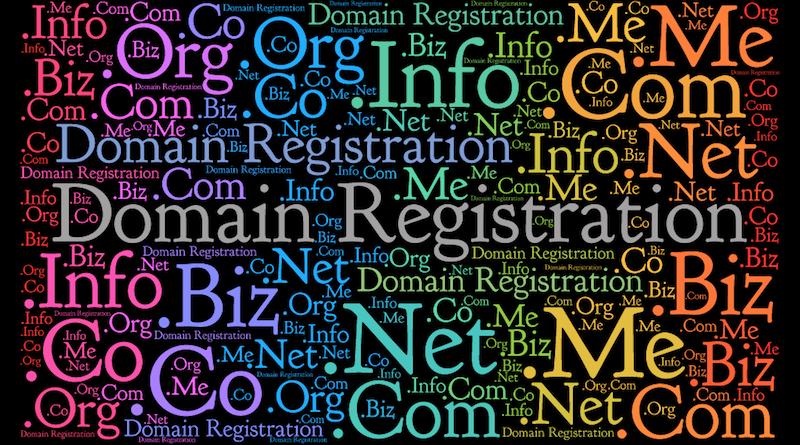 Регистрация доменного имени с помощью hostland