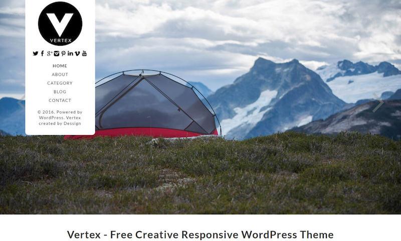 12 лучших бесплатных тем WordPress за ноябрь 2016