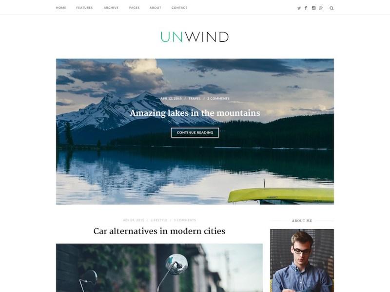 SiteOrigin-Unwind-theme